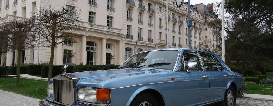 Rolls Royce Silver spirit 1981