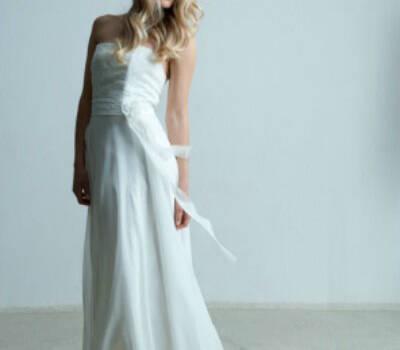 Beispiel: Brautmode, Foto: Berrit.