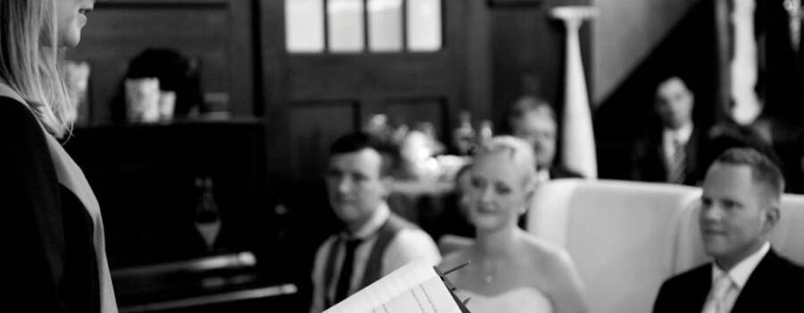 Beispiel: Ihre individuelle Trauung, Foto: Rederei Kathrin Wenzel.