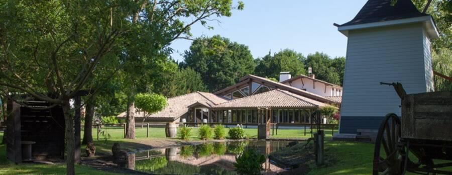 Parc paysagé d'1 hectare