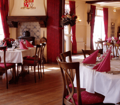 Restaurant De Vier Balken
