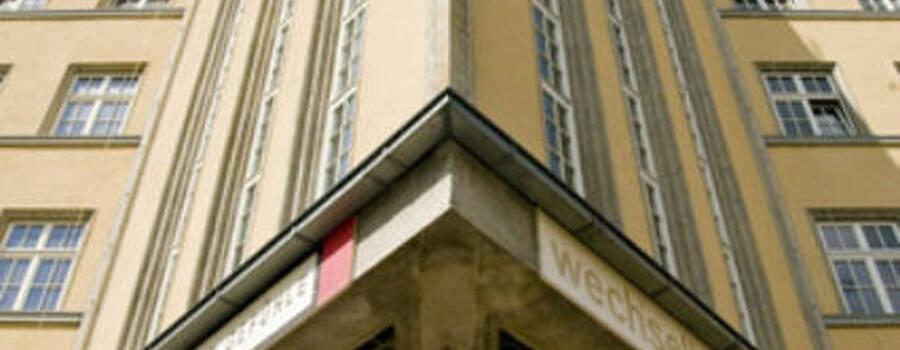 Beispiel: Außenansicht, Foto: Orphée Event.