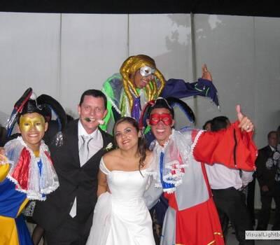 HORA TEMATICA PARA MATRIMONIOS