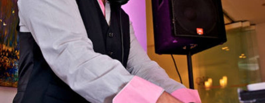 Beispiel: DJ Maiki, Foto: DJ Maiki.