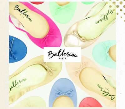 Ballerino Flats