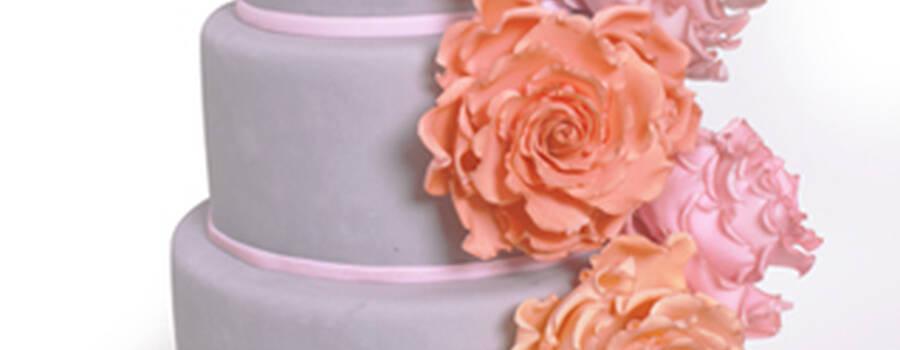 Pasteles de boda por Sacher Cake Shop