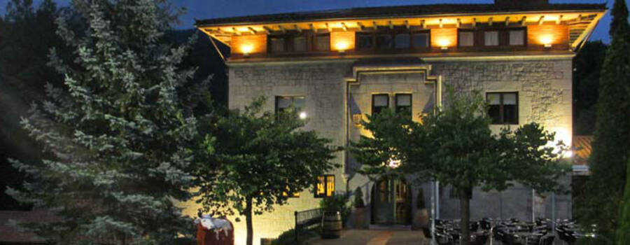 Restaurante Palacio Anuncibai