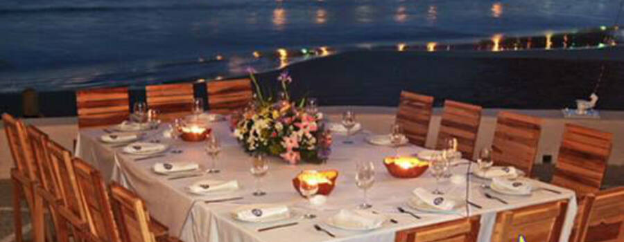 Hotel Aura del Mar ubicado en Guerrero para que celebres tu boda