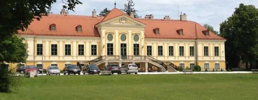 Foto: Blick auf das Schloss