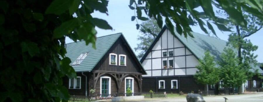 Beispiel: Außenansicht, Foto: Kräutermühlenhof Burg.