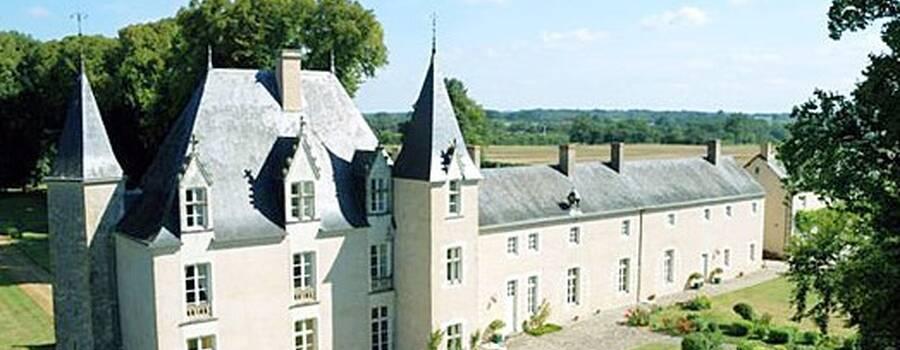 Cháteau d'Oyré