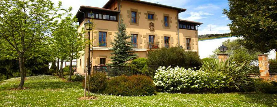 Exteriores Palacio