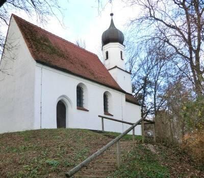 Beispiel: Gutskapelle, Foto: Gut Thurnsberg.