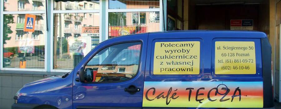 Cukiernia Cafe Tęcza