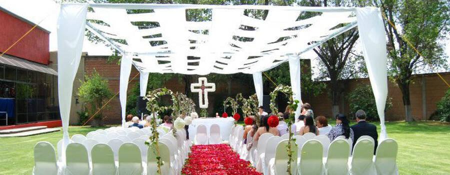 Salón El Paraje, Salón y Jardín para eventos en Puebla
