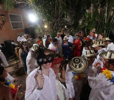 Hora loca Carnaval