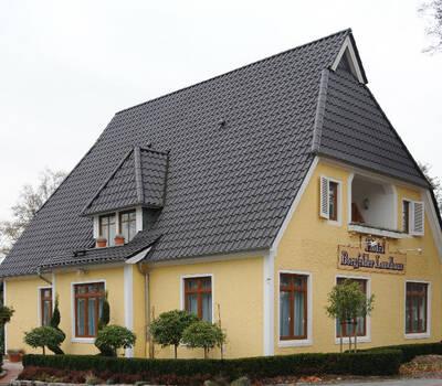 Beispiel: Außenansicht, Foto: Borgfelder Landhaus.