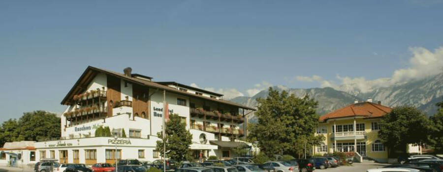Beispiel: Außenansicht, Foto: Reschenhof.