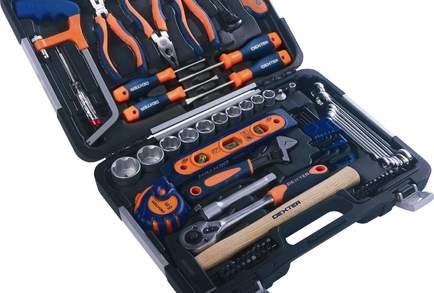 Coffret et boîte à outils complète  Outillage à main Leroy Merlin