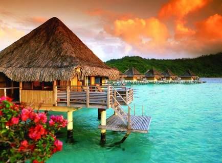 Un voyage de noces à Tahiti