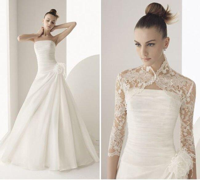 Suknia ślubna Gedania