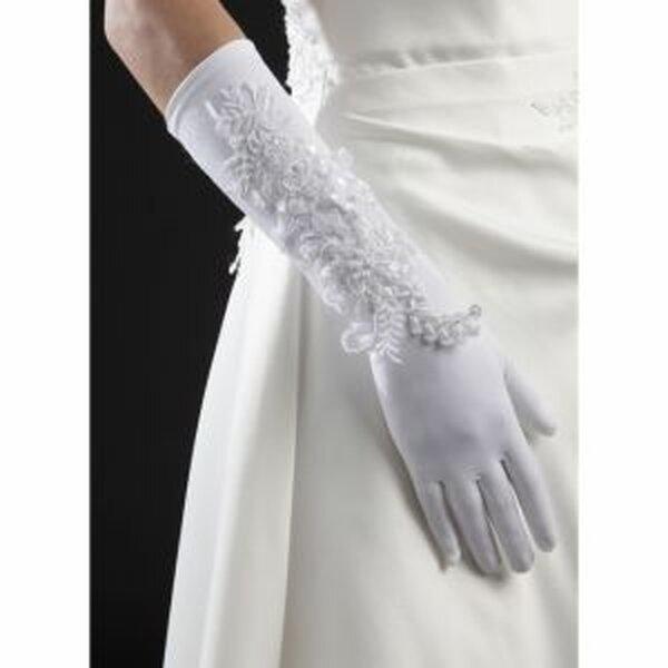 Sélection de gants de mariée