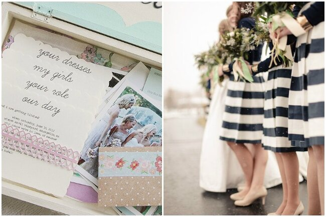 Dodatki dla druhen, Foto: Bethany & Colin Cowie Weddings