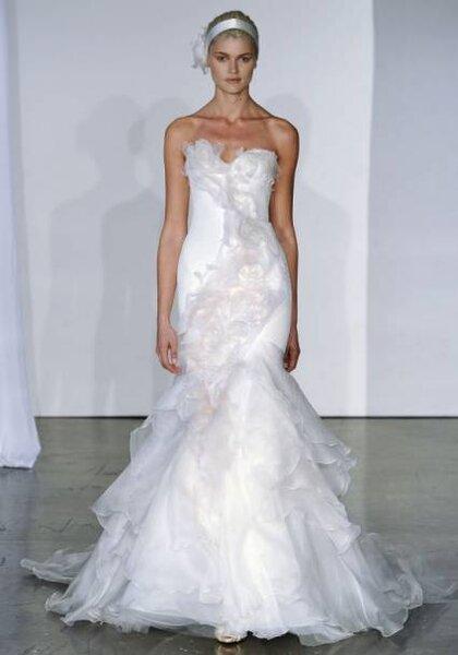 Foto: Alfred Angelo @ New York Bridal Fashion Week
