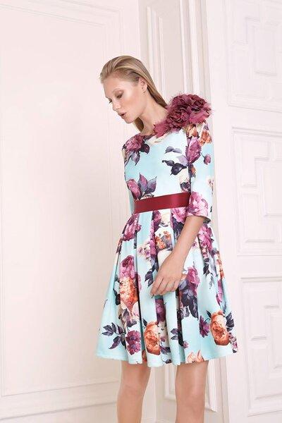 vestidos cortos 2016 elegantes