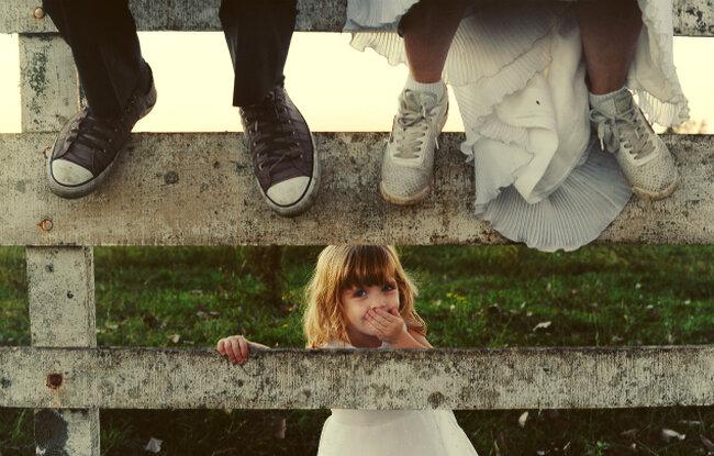 Quando o sapato do noiva combina com o da noiva! Foto: Adrian Stehlik