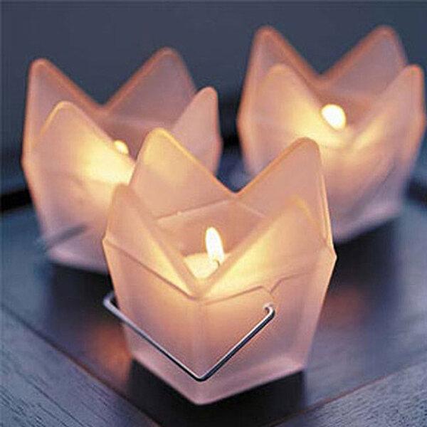 Portavelas para tus centros de mesa. Foto: www.weddingdepotonline.com