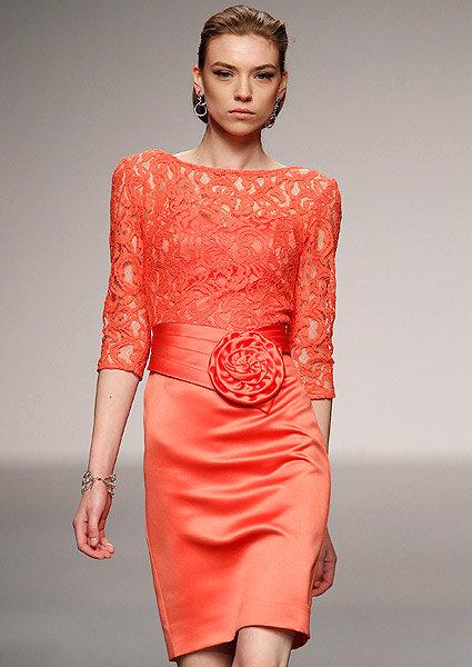 Vestido de novia Ana Torres 2013