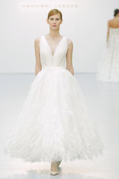 Свадебное платье Hannibal Laguna
