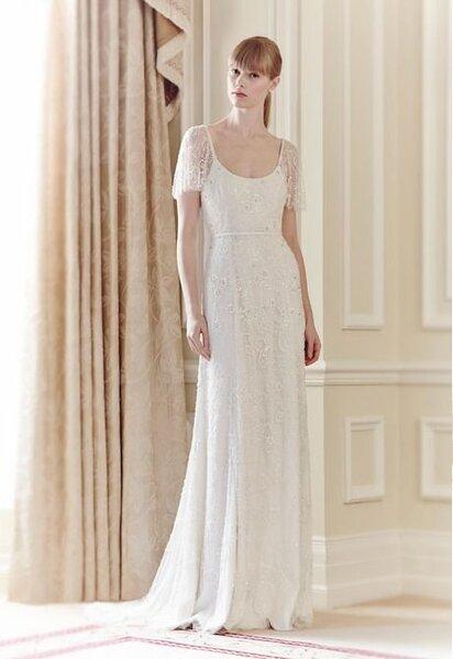 Suknia ślubna z kolekcji Jenny Packham 2014