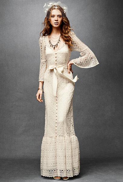 Suknia ślubna ze sklepu BHLDN