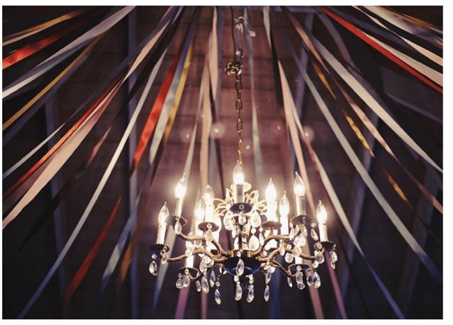 Tendencias en iluminación para bodas - Foto Ben Blood