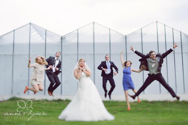 Las fotos de boda más divertidas - Foto: Anne-Kathrin Behnke