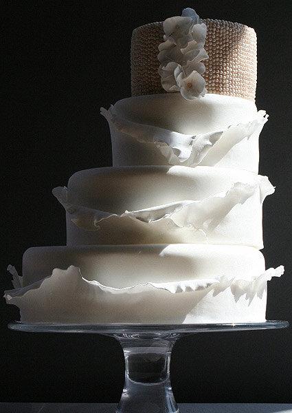 Selección Zankyou con impresionantes tartas de boda