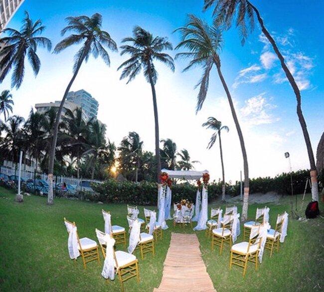 Decoração intimista para um casamento na praia. Foto: Alvaro Delgado