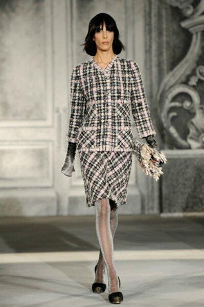 Tenue Chanel pour les Invitées, Collection Automne-Hiver 2013