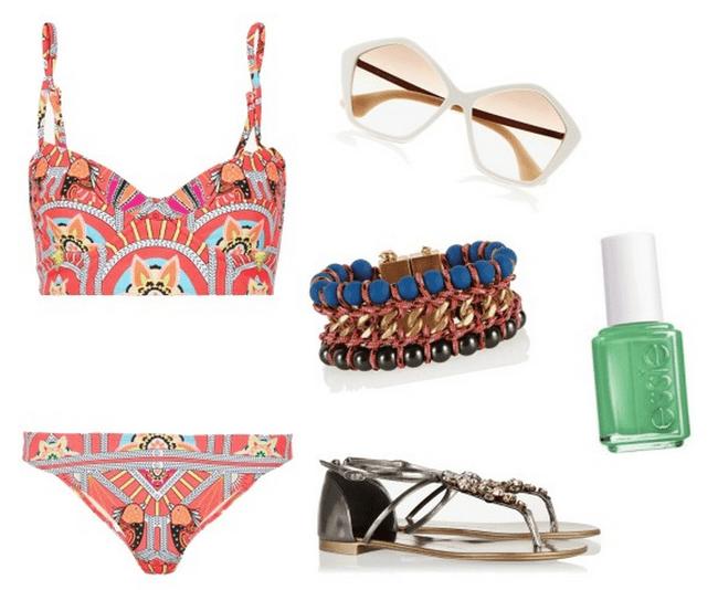 Los bikinis más hot para lucir sexy en tu luna de miel - Fotos de Net A Porter