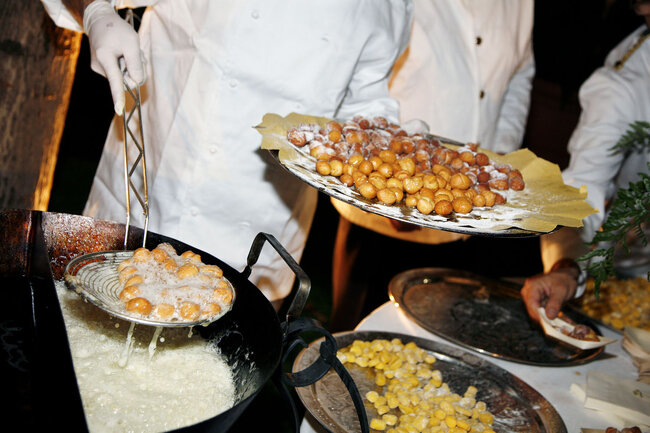 Cristal Catering.