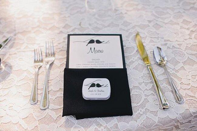 Matrimonio Tema Dolce Vita : Decorazioni per matrimonio in bianco e nero