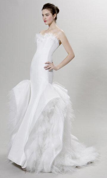 Peter Langner 2013 Bridal Collection. Foto: www.peterlangner.com