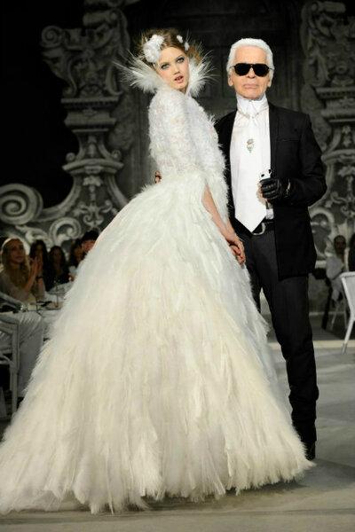 Fotos: Chanel @ Paris Haute Couture Out./Inv. 2012/2013
