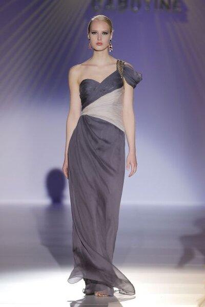 Suknia na wesele z kolekcji Cabotine 2014
