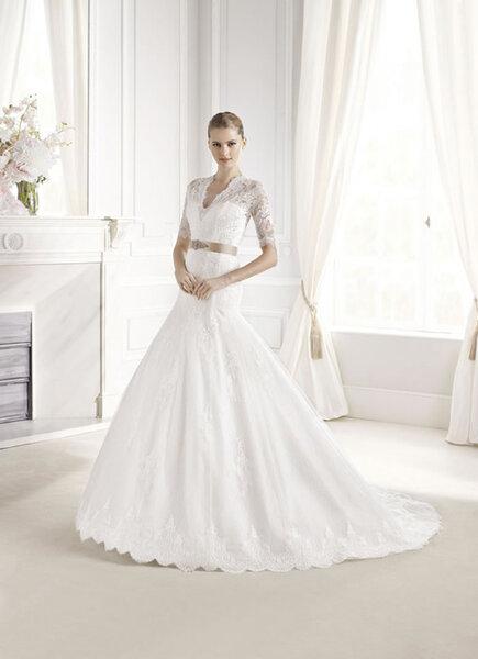 Платье для венчания в церкви 2015. Особенное платье для особенного