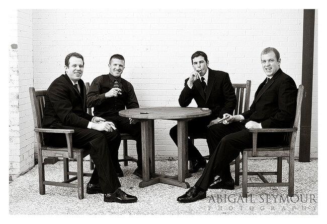 Schwarz/Weiß-Fotografie hat einfach Stil – Foto: Abigail Seymour