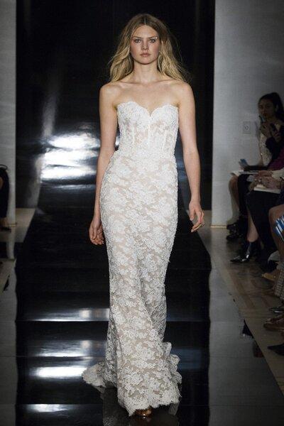 Vestidos de novia Reem Acra 2017