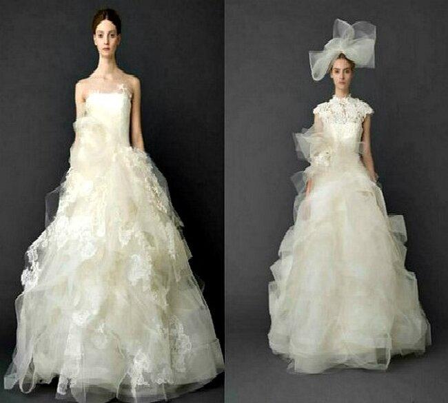 Vestidos de novia de Vera Wang